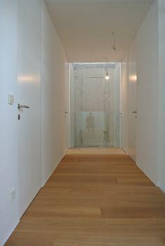 Raumhohe Zargenlose Wandbündige Türen
