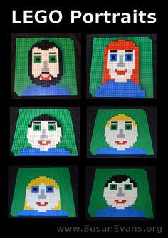 Top Lego Homeschool Blogs - Proverbial Homemaker Yes even ART folks