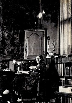 """""""…We take a heart, and leave our own intact.Such are the cheap unworthy tricksThat lure the flesh and leave it slightly smutchedYet leave the final, difficult soul untouched,As honest as the cornfield and the ricks."""" Vita Sackville-West"""