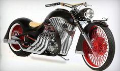 motorcycles from biker build off | Paul Jr Designs Bike Build Off Bike 2012