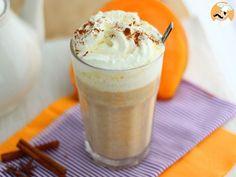 Pumpkin spice latte - café com leite e abóboda Pumpkin Spice Latte, Pumpkin Puree, Café Latte, Latte Cafe, Café Starbucks, Café Espresso, Cinnamon Coffee, 20 Min, Pumpkin Recipes