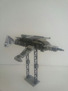 Legoboss spaceship 1