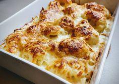 Lasagna, Cauliflower, Vegetables, Cooking, Ethnic Recipes, Food, Kitchen, Cauliflowers, Essen