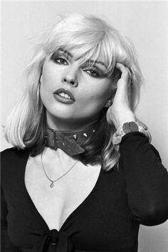 Debbie Harry of Blondie, 1977