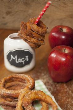 Apple Rings | Vídeos e Receitas de Sobremesas