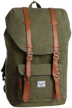 Herschel Supply Co. Little America Canvas, Washed Army, One Size Herschel Supply Co.,http://www.amazon.com/dp/B00B2F7KRS/ref=cm_sw_r_pi_dp_mJOssb19DHPA40NE