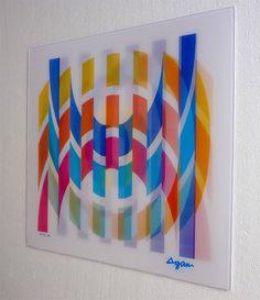 Yaacov Agam: Sale of Prints - Untitled # 1