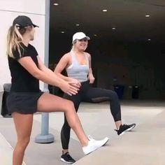 fitness Videos gym - Workout Videos Motivation for Women Fitness Workouts, Sport Fitness, Fitness Goals, At Home Workouts, Fitness Motivation, Health Fitness, Gym Workouts To Lose Weight, Gym Motivation Women, Home Workout Videos