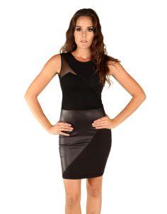 Tribeca Exchange | Splice dress