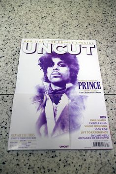 "IN ""Camden News"" store to see ""uncut"" magazine"