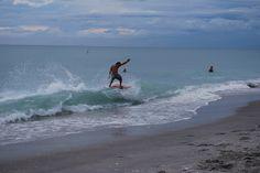 Dan Duval for ZAP Skimboards    Manasota Beach, Venice, Florida