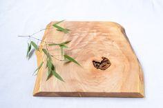 Organic Original Wooden Serving Board by RedOnionWoodworks