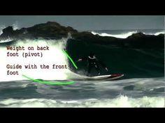 surf tips cutback (best tip video I've seen)