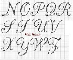 Ashley Embroidery: Monograms I did!!!