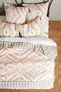 Anthropologie - Daybreak Quilt