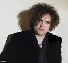 #robert smith #the cure #beautiful picture