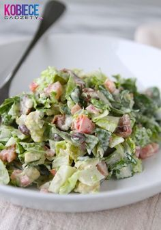 California Club Blue Cheese Chopped Salad (leave out the bacon). California Pizza Kitchen, Healthy Salads, Healthy Eating, Healthy Recipes, Dinner Recipes, Great Recipes, Blue Cheese, Summer Salads, Soup And Salad