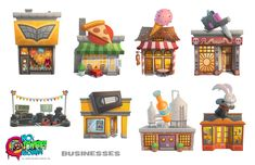 NZA! Businesses by ~petura on deviantART