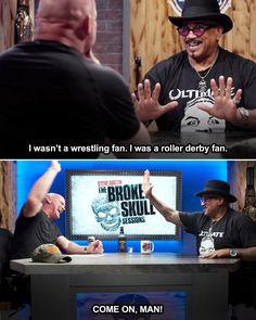Wrestling Memes, Steve Austin, Roller Derby, Ufc, Baseball Cards, Comics, Artwork, Sports, Hs Sports