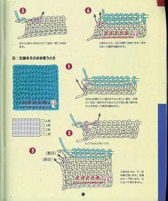 ** Crochetando com Cielle 2 **: 2008-11-09