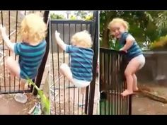 Pool Nets  – stop unwanted accidents from happening.     There is a video where a child manages to climb on the fence surrounding the pool...