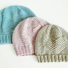 Stripey Knitted Hat - Free Knitting Pattern - Welcome to Butterfly Bright ~ Sherborne, Dorset Inspire: we write a free pattern every month for the local free magazine to inspire the readers to try something new! Baby Hat Knitting Patterns Free, Baby Hat Patterns, Baby Hats Knitting, Free Knitting, Free Pattern, Knitting For Charity, Knitting Blogs, Knitting For Kids, Newborn Knit Hat