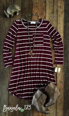 This uber-soft bamboo tunic dress is amazing! Hypoallergenic, thermo-regulating, moisture-wicking, and UV-protective! Short sleeves with slight A-line fit and two front pockets. This dress runs a litt