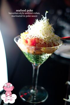 sashimi...YUMMM! Depends on what kind of sashimi though...eel and ahi are my fav!