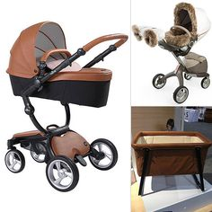 Trend to Watch: Luxury Baby Gear with Leather and Fur