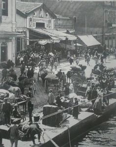 Greece Pictures, Greek History, Historical Pictures, Vintage Pictures, Istanbul, The Past, Places To Visit, Old Things, City