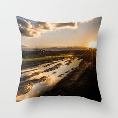 Buy I am following  Throw Pillow by xiari_photo. Worldwide shipping available at Society6.com. Just one of millions of high quality products available.