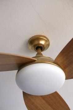 Modern Ceiling Fan Light Wood Mid Century Harbor Breeze Avian Ceiling Fan
