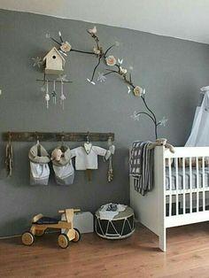 Idee deco chambre bebe mixte 8 moms s fondatoriiinfo decoration gris . Baby Bedroom, Baby Boy Rooms, Baby Boy Nurseries, Baby Room Decor, Nursery Room, Kids Bedroom, Nursery Decor, Nursery Ideas, Nursery Gray