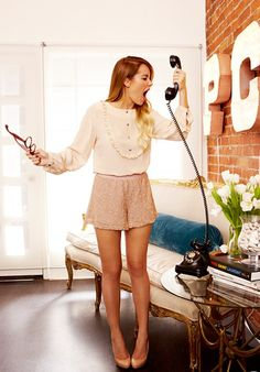 Lauren Conrad from her 2012 feature on StyleCaster.com