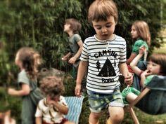 Take two Bobo! Little Fashion, Fashion Kids, Kids Outfits, Cute Outfits, Painted Clothes, End Of Season Sale, Kid Rock, Niece And Nephew, Kids Wear