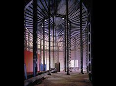 El Tanque Cultural Space| Official website of FERNANDO MENIS, architect