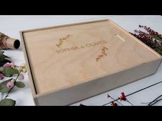 Wedding Invitation Box After Effects Template