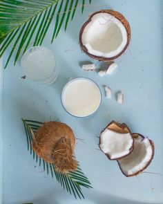 learn how to make delicious dairy-free coconut milk from scratch!