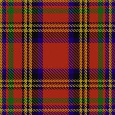 ~+~+~+ Hepburn Tartan +~+~+~  This sett was produced for Captain Charles Hepburn in 1968 by Anderson's of Edinburgh, from an existing design. The Hepburns are associated with Hermitage Castle in Liddesdale and the history of Mary, Queen of Scots. James Hepburn, 4th Earl of Bothwell (1536-78), married the Queen after being implicated in the murder of her husband, Lord Darnley.