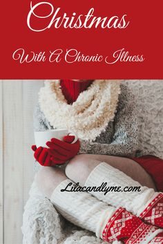 Managing the Christmas holidays with a chronic illness can be difficult. On the blog I share how a positive attitude and staying in my limits help me manage