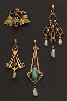 Antique Drops