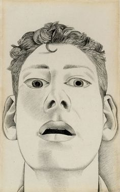 'Lucian Freud Drawings' at Acquavella Galleries