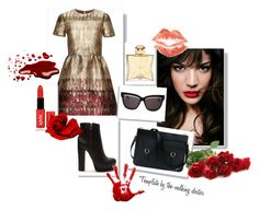 """""""#26"""" by emirica ❤ liked on Polyvore featuring IVI, Valentino, Hermès, Christian Dior and Forever 21"""