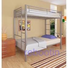 Cheap Bunk Beds Twin Over Twin Furniture Ladder Adults Girls Kids Boys Discount