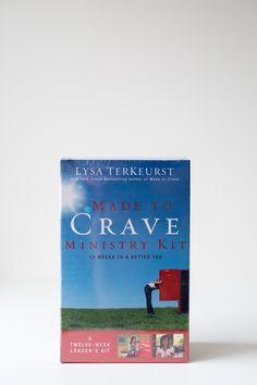 Made to Crave Ministry Kit – P31 Bookstore