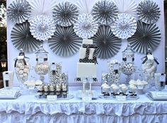 Elegant Birthday Party Decorations | Winter Party Ideas | Find the Latest News on Winter Party Ideas at ...