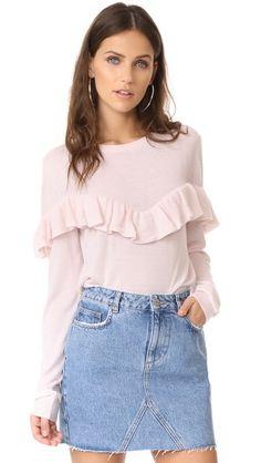 ANINE BING . #aninebing #cloth #dress #top #shirt #sweater #skirt #beachwear #activewear