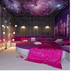 The Person Whose Bedroom Has a Galaxy Ceiling | The 36 Kinds Of People On Instagram Who Will Make You Jealous