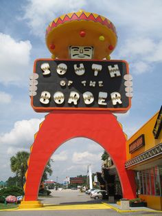 South of the Border,SC