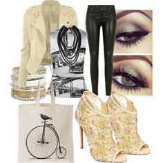"""But a bird on it!"" by rocketteluster on Polyvore"